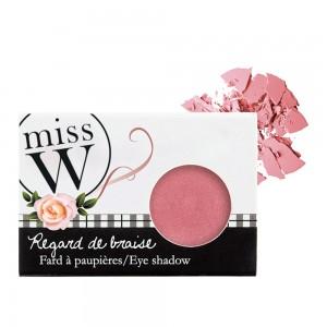 【MISS W】完美眼影 - 法式玫瑰粉