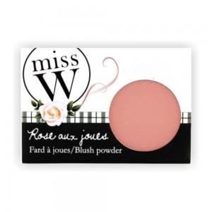 【Miss W】完美腮紅餅.粉紅色(效期 2020. 10)