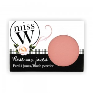 【MISS W】完美腮紅餅-粉紅色(有效期限2020/10)