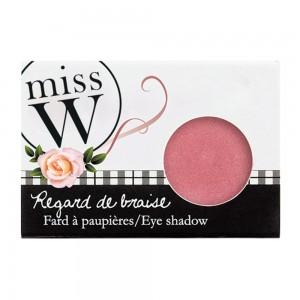【Miss W】有機礦物眼影.法式玫瑰粉